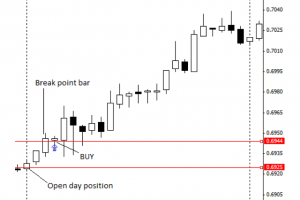 Daily Break Point Strategy for MT4